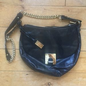 Badgley mischka cross body purse